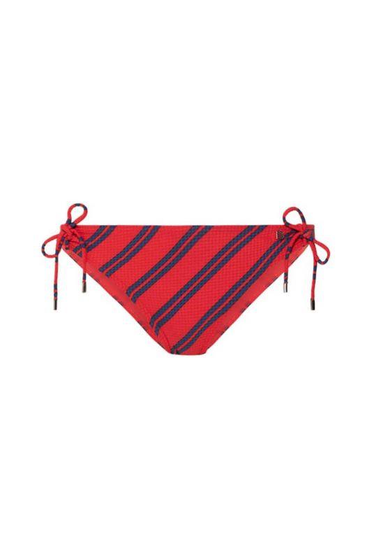 070204-460 Женские трусики купальные BeachLife красный