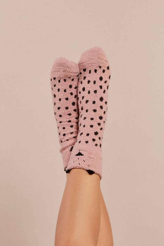 50042/1 Женские носки Gisela розовый