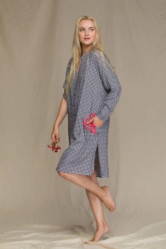 Женское платье Key LND 451 A21 mix принт