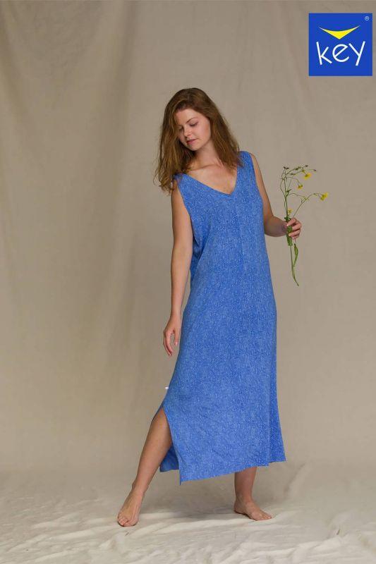 LND 916 1 A21 Женское платье Key mix принт