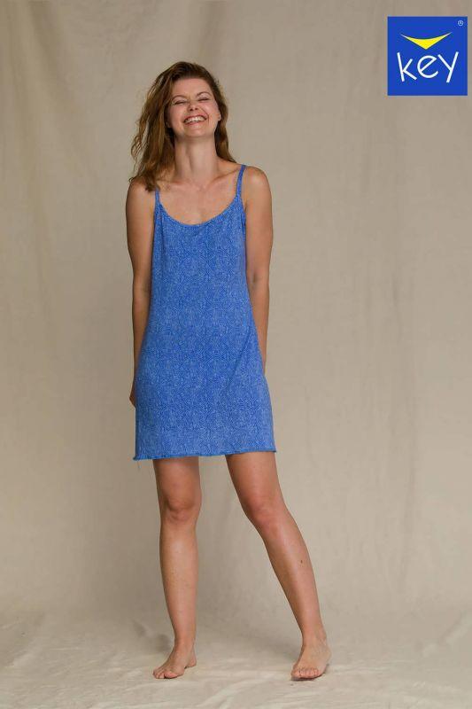 LND 916 A21 Женское платье Key mix принт