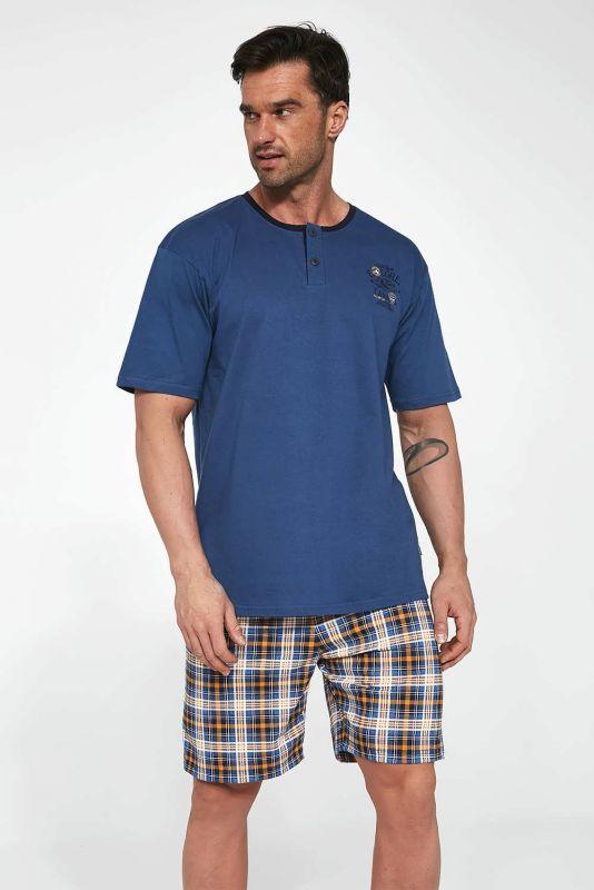 327-21 Чоловіча піжама 105 Ontario Cornette джинсовий