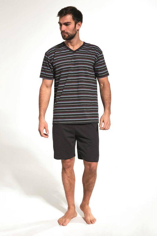 330-21 Мужская пижама 11 Cornette принт