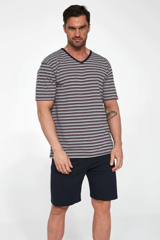 330-21 Мужская пижама 17 Cornette принт