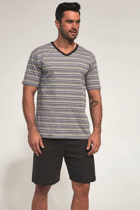 330-21 Мужская пижама 06 Cornette принт