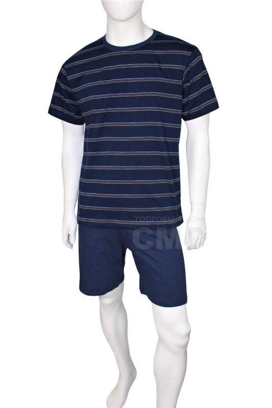 338-21 Мужская пижама 18 Cornette принт
