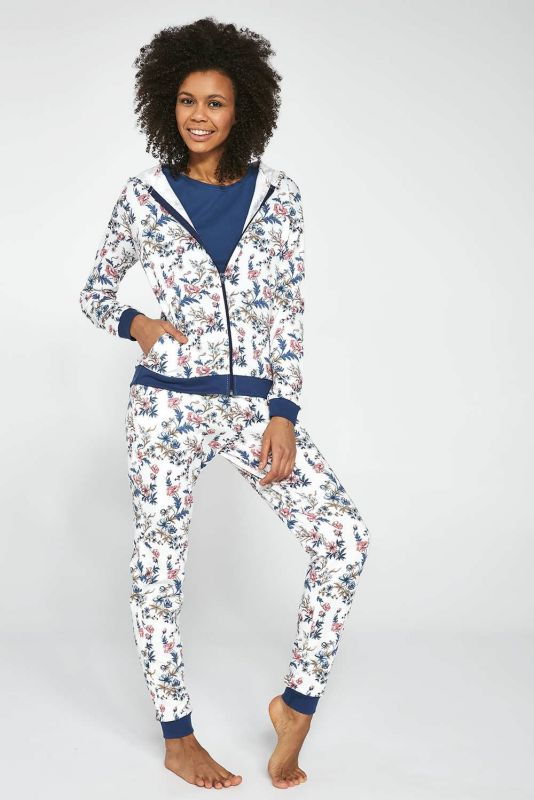 355-21 Пижама женская 205 Kelly Cornette синий
