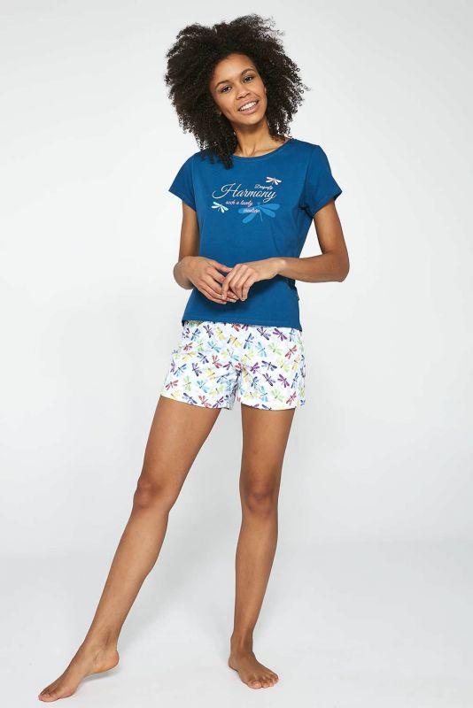 521-21 Пижама женская 192 Harmony Cornette синий