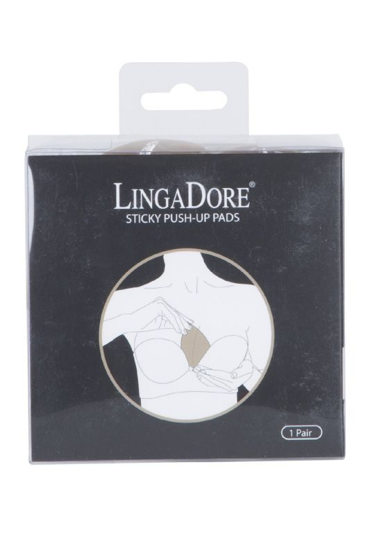 AC020 Вкладыши LingaDore пудра