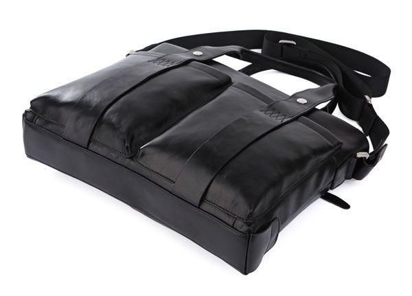 Сумка мужская Vintage 14108 черная
