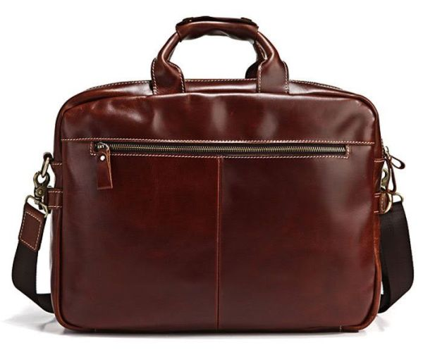 Портфель Vintage 14209 коричневый