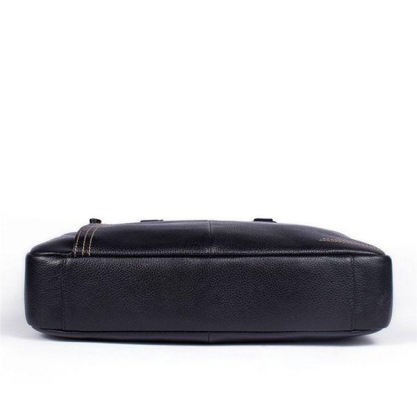 Сумка мужская флотар для ноутбака Vintage 14672 черная