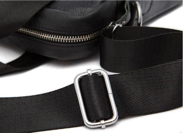 Сумка мужская Vintage 14674 черная