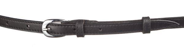 Пояс кожаный MAYBIK 15243 черный