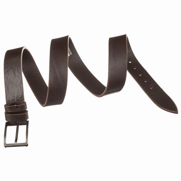 Ремень джинсовый MAYBIK 15253 коричневый