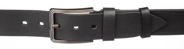 Ремень кожаный MAYBIK 15259 черный