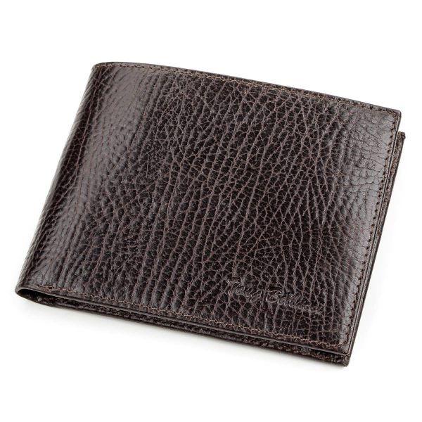 Кошелек мужской Tony Bellucci 17200 кожаный коричневый