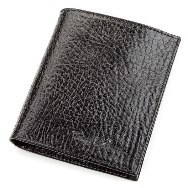 Кошелек Tony Bellucci 17207 кожаный черный