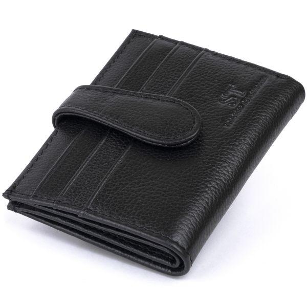 Кошелек-визитница ST Leather 19208 Черный