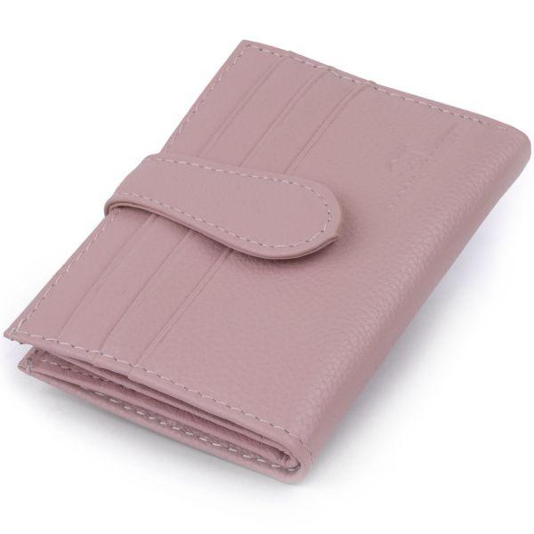 Кошелек-визитница ST Leather 19209 Розовый