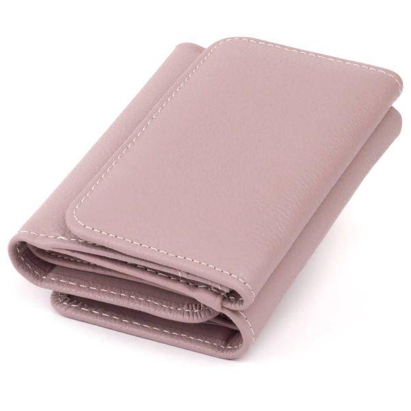 Компактний гаманець жіночий ST Leather 19254 ліловий