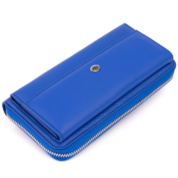 Кошелек женский ST Leather 19298 синий