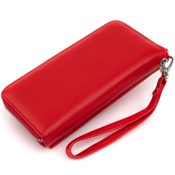 Кошелек женский ST Leather 19299 красный