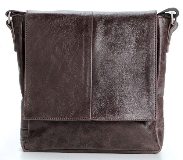 Мессенджер SHVIGEL 00794 коричневый