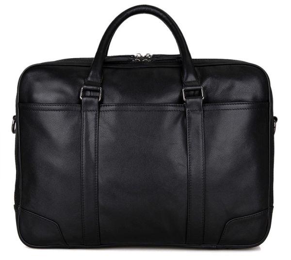 Сумка мужская Vintage 14421 черная