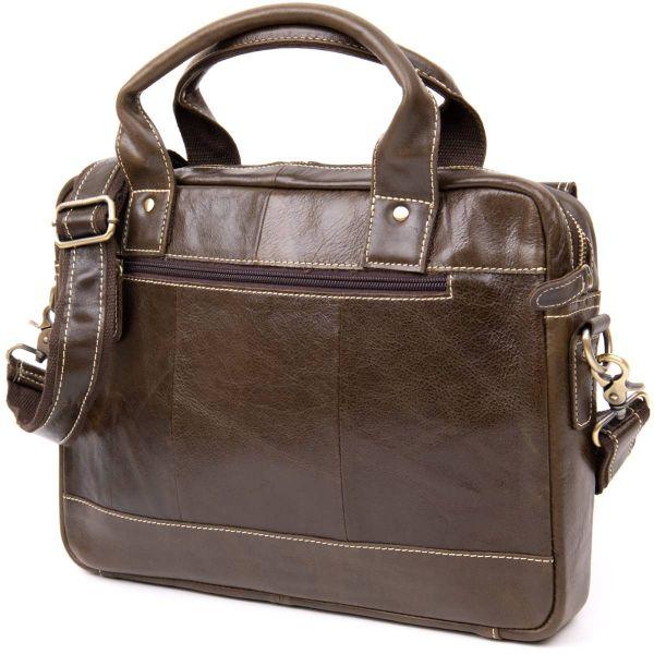 Деловая сумка Vintage 20443 Коричневая