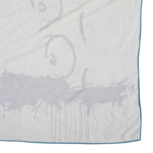 Полотенце из микрофибры Uquip Softy 140x220 cm Grey (247311)