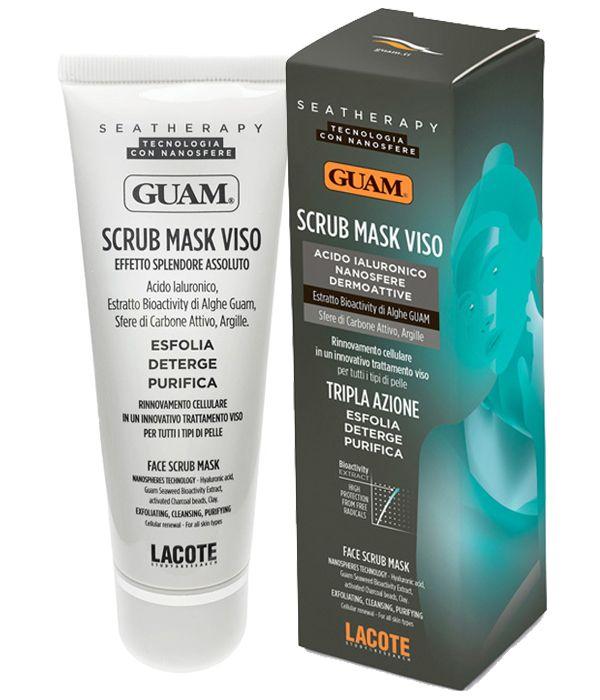 Маска-скраб для лица Guam SeaTherapy 75мл