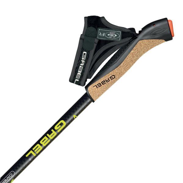 Палки для скандинавской ходьбы Gabel Carbon XT 3S-100 (7008351420000)