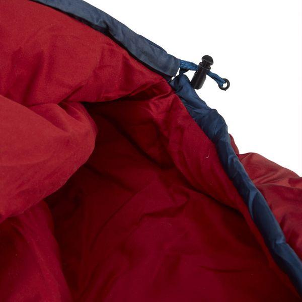 Спальный мешок Wechsel Stardust -5° M TL Red Dahlia Left (232012)