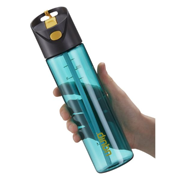 Фляга Uquip Activity Tritan 650 ml Petrol (246110)