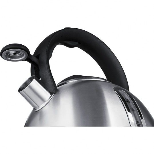 Чайник со свистком POLARIS Alicante-3LN нерж. сталь, 3 л (014798)