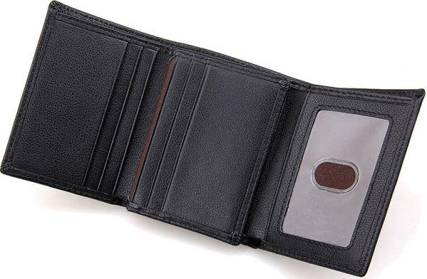 Кошелек Vintage 14456 черный