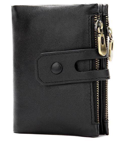 Кошелек мужской Vintage 14918 черный