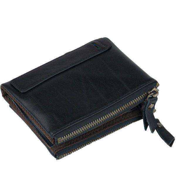 Кошелек унисекс Vintage 14941 черный