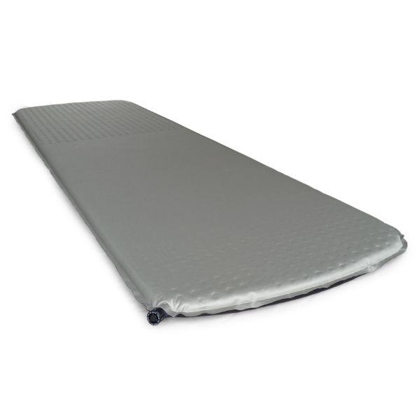 Коврик самонадувной Wechsel Teron M 3.8 TL Grey (233004)