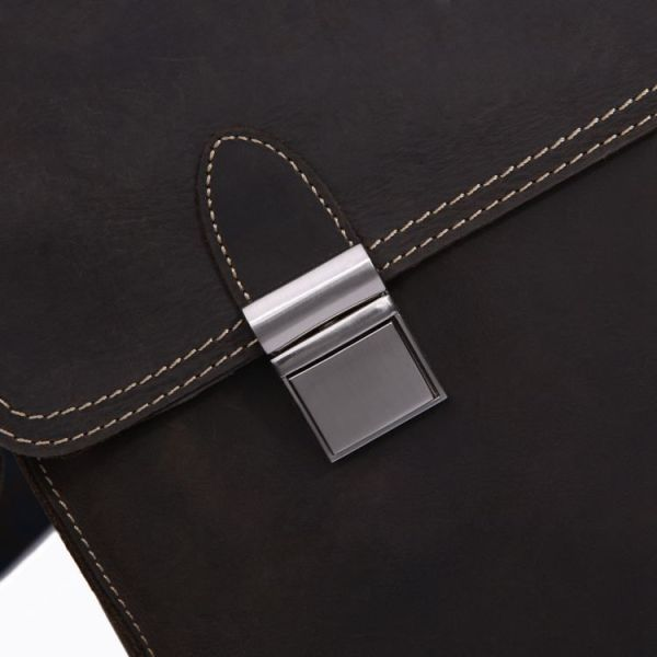Портфель Vintage 14098 серый