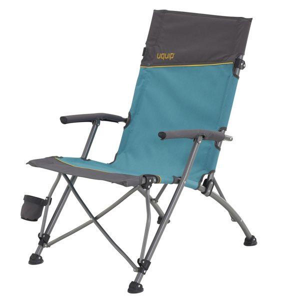 Кресло раскладное Uquip Sidney Blue/Grey (244003)
