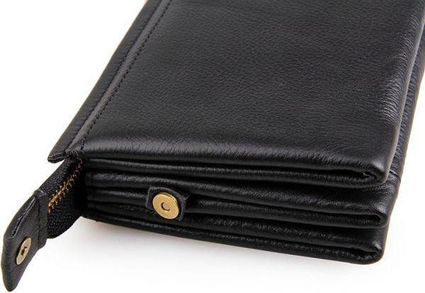 Мужской клатч Vintage 14455 черный