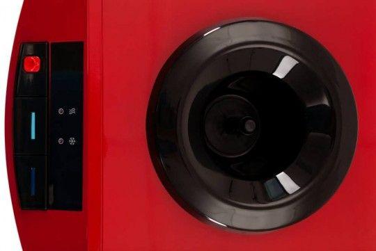Кулер підлоговий компресорний для води HotFrost V127 Red