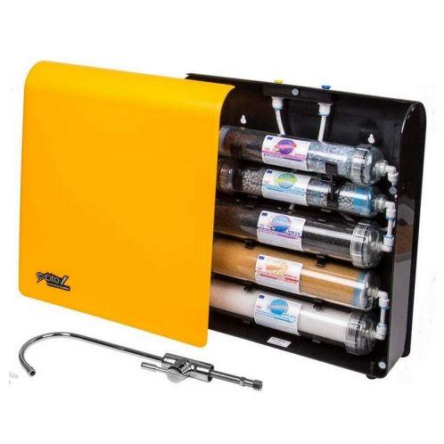 4-х ступенчатый EXCITO-CL фильтр под мойку закрытого типа умягчение Aquafilter