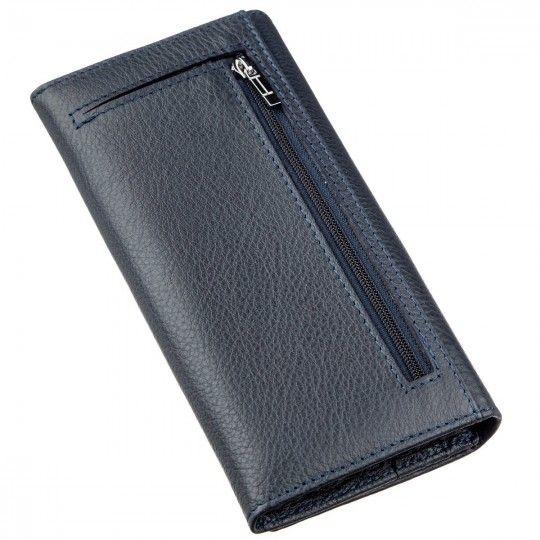 Універсальний жіночий гаманець ST Leather 18856 синій