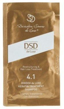 Восстанавливающий шампунь с кератином 4.1 DSD Диксидокс Де Люкс