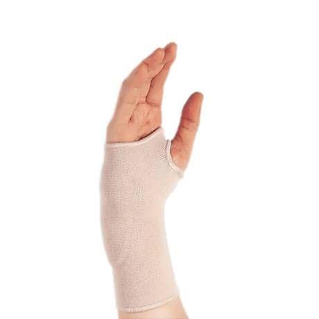 Бандаж еластичний на променезап'ястковий суглоб з силіконовою вставкою ES-405 правий Ortop