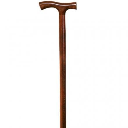 Тростина Garcia ручної роботи Classico горіх, темно-коричнева код 80