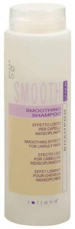 Шампунь для выпрямления волос Rolland UNA Smooth 250 мл